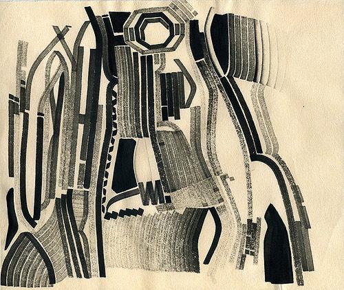 Drawings by artist Robert Hardgrave