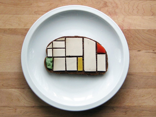 Sandwich Artist by Brittany Powell
