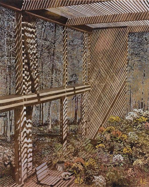 Artist painter Stefan Kurten paintings