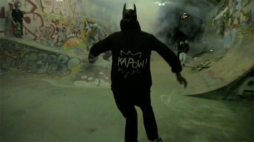 Vancouver Halloween Leeside Skateboard Mayhem by Zenga Bros