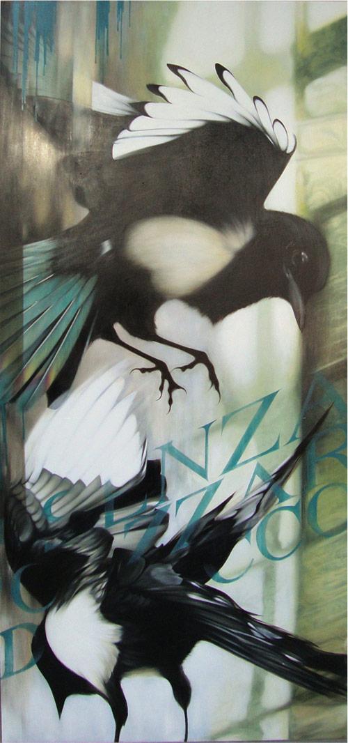 Artist painter Josie Morway