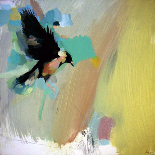 Artist painter Rico Blanco