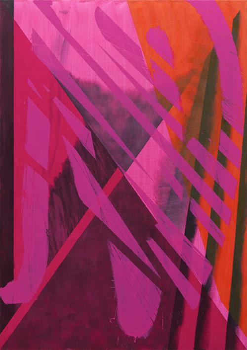 Artist painter Brett Cody Rogers