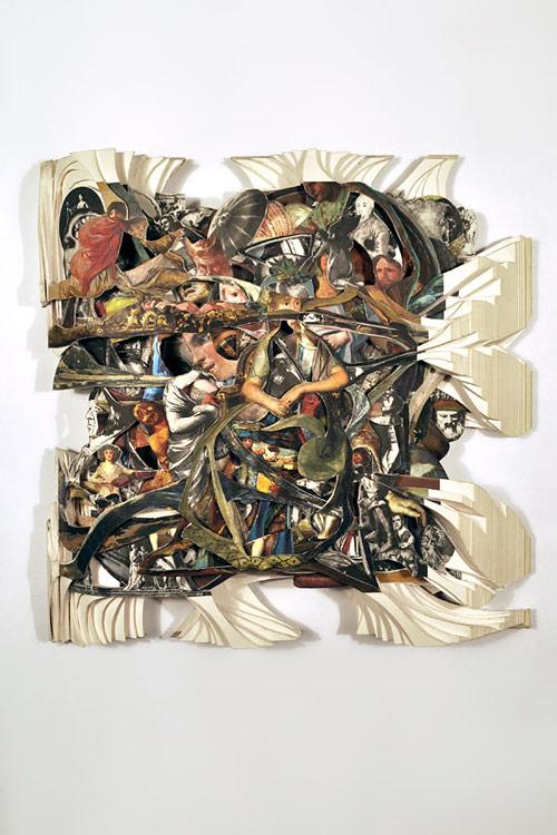 cut books artist brian dettmer