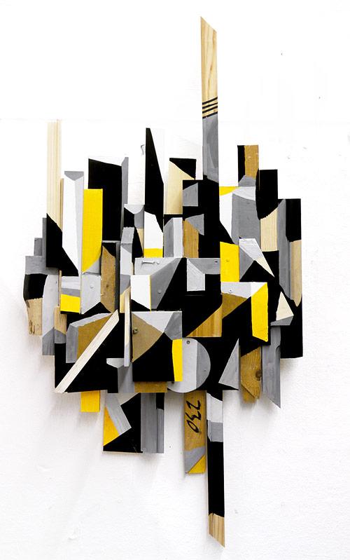 Sculptures by artist Clemens Behr