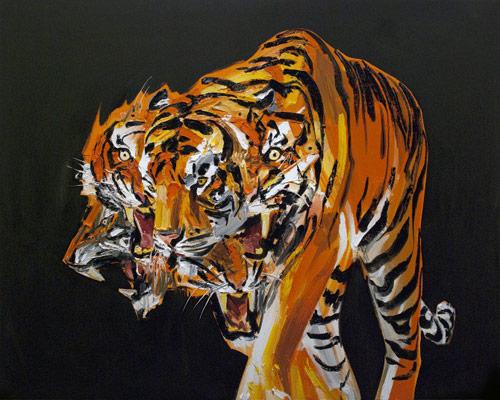 Artist painter Erik Olson paintings