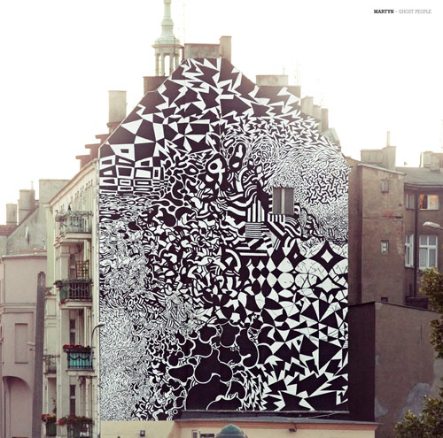 Outer Spaces murals