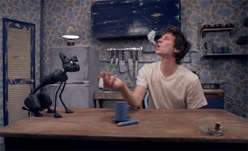 Gotye Easy Way Out music video