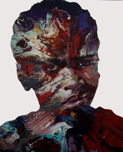 Artist painter Matt Small