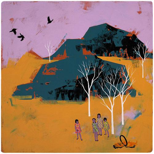 Artist painter Seonna Hong