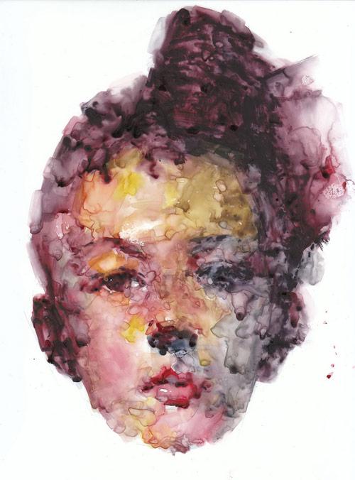 Artist painter Akira Beard