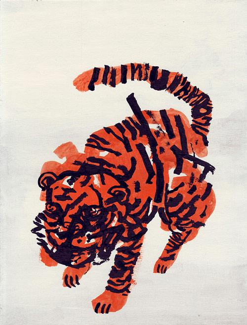 Artist illustrator Niv Bavarsky