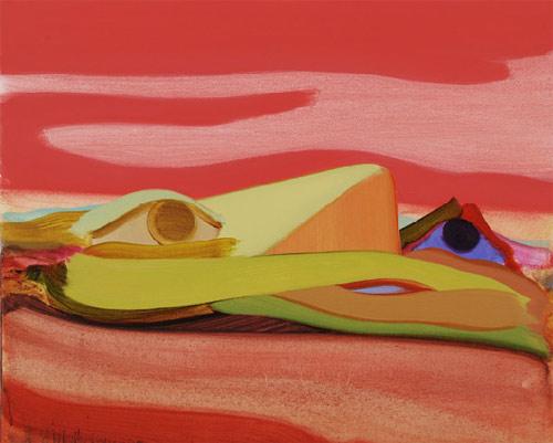 Artist painter Anders Oinonen