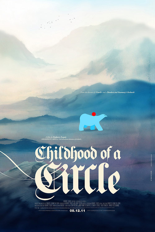 Childhood of a Circle animation by Kadavre Exquis
