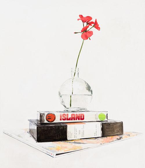 Artist painter Dane Lovett