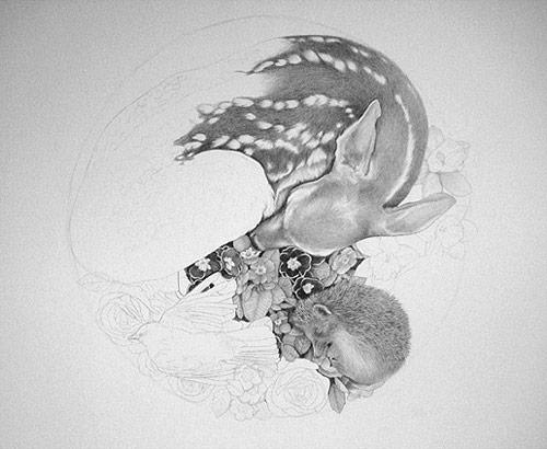 Illustrator Denise Nestor