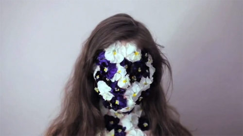 Flower Anthem video by Karina Eibatova