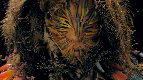 slamdance 2012 winner Solipsist experimental short film by Andrew Thomas Huang