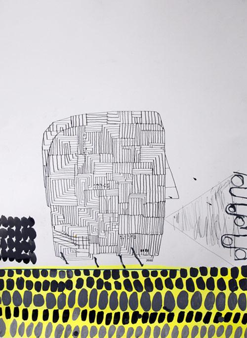 Drawings by artist Stephen Smith Lloyd