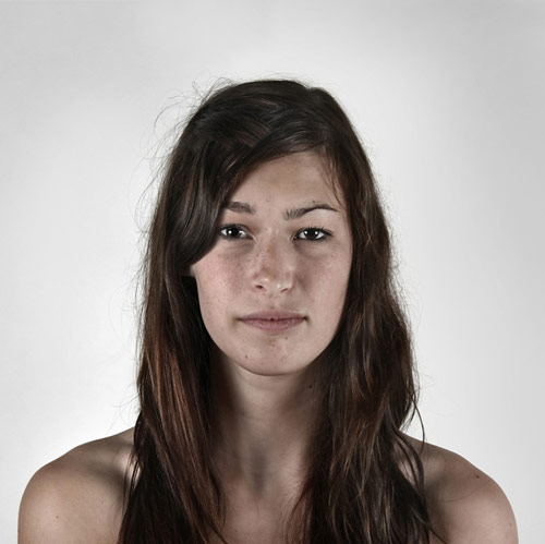 genetics portraits by ulric collette