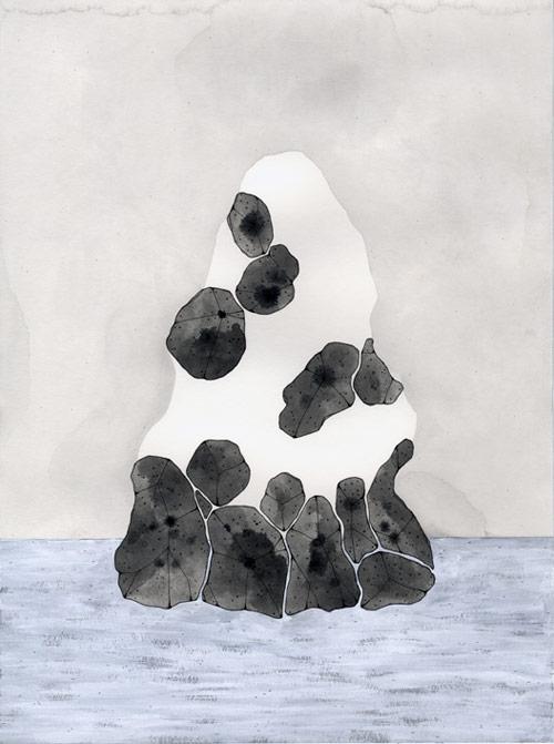 Artist painter Emanuele Kabu