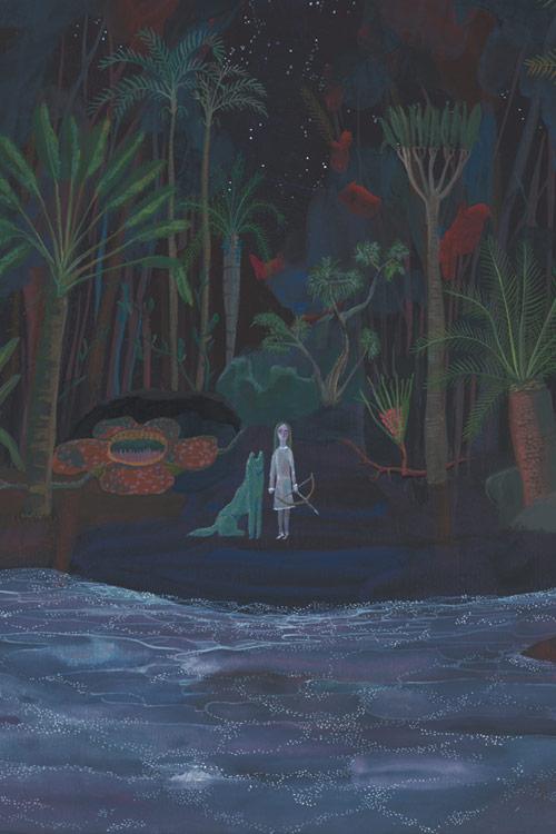 Artist painter Yosuke Yamaguchi