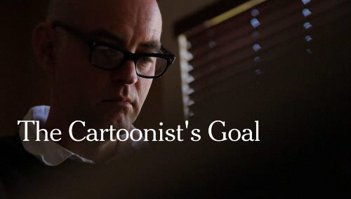 The Cartoonist's Goal a conversation with Daniel Clowes