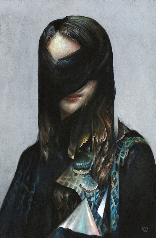 Artist painter Esao Andrews paintings
