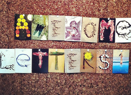 Fresh Letter Project