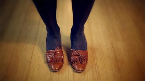 Her Shoes short video by Daniel Mercadante