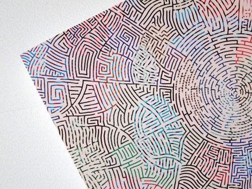 hvass and hannibal illustrator illustration design graphic patterns