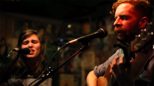 Last by Saintseneca, Live at Oleavers