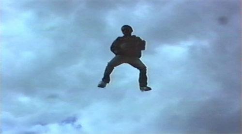 Jack White Sixteen Saltines music video