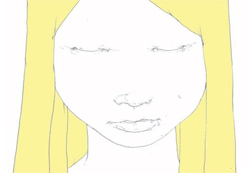 Uneasiness and Triangle animation by Masanobu Hiraoka
