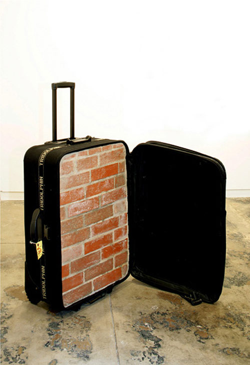 Sculptures by artist Yoan Capote