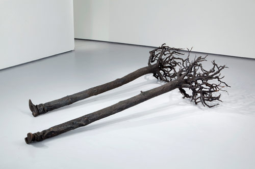 Sculptures by artist Yoan Ca