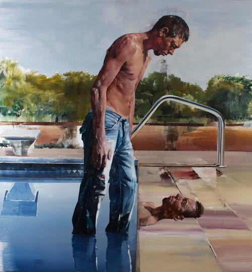 Artist painter Dan Voinea paintings
