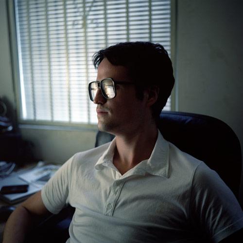 Photographer Justin Ouellette