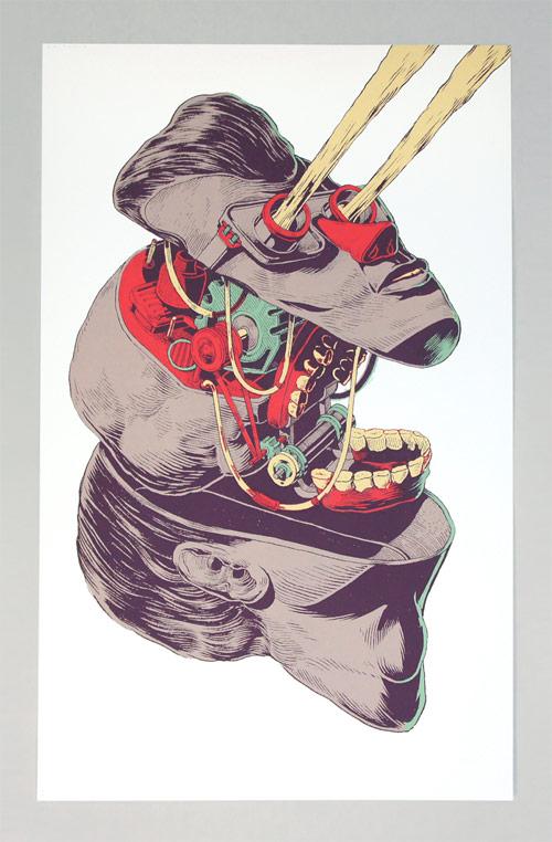 Artist illustrator Smithe