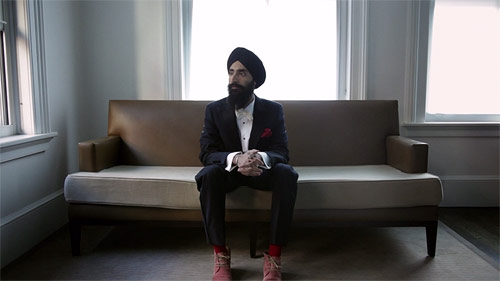 The Way I Dress: Mr. Waris Ahluwalia