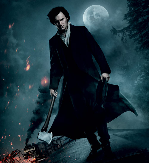 Abraham Lincoln Vampire Hunter Fresh Blood Hunt