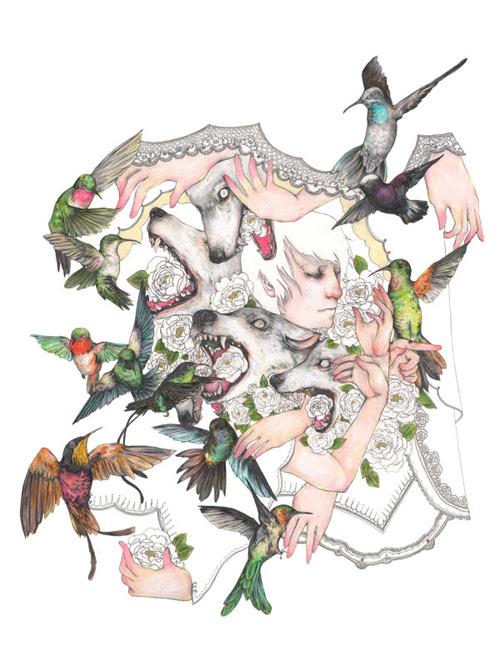 Artist Fumi Mini Nakamura