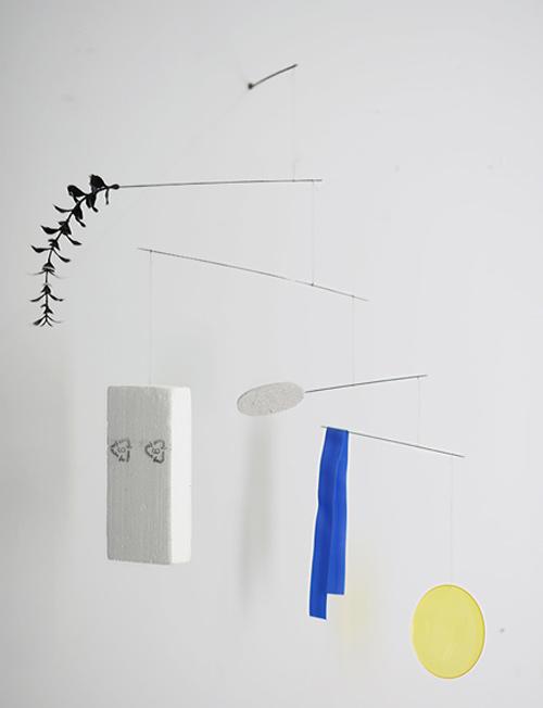 Artist Hanna Sandin