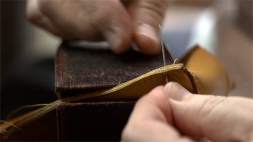 The Making of the Leica M9-P Hermès Edition Camera
