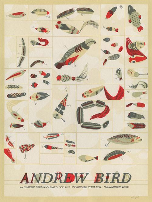 Beautiful poster designs by LandLand