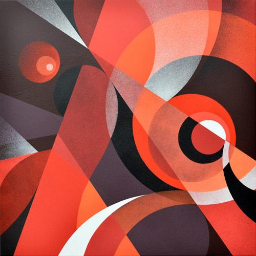 Gravity paintings by MWM Matt W. Moore