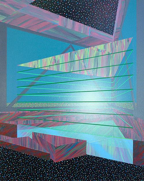 Artist painter Michael Dotson