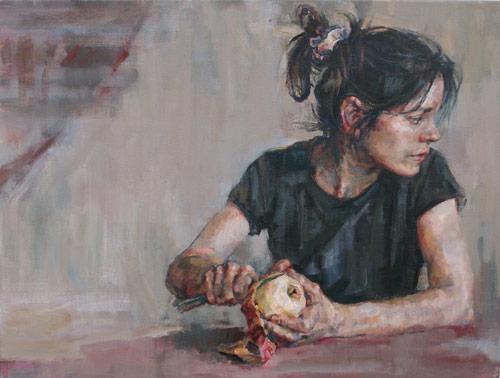 Artist painter Shaun Ferguson paintings