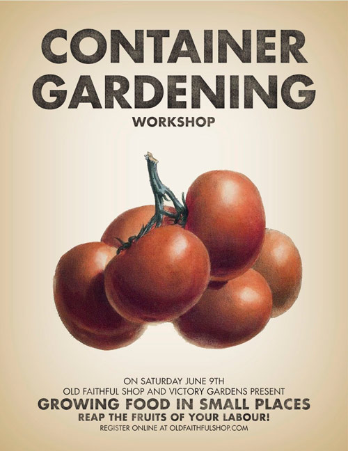 Victory Gardens Vancouver Giveaway