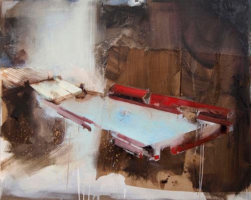 Artist painter Angelika J. Trojnarski